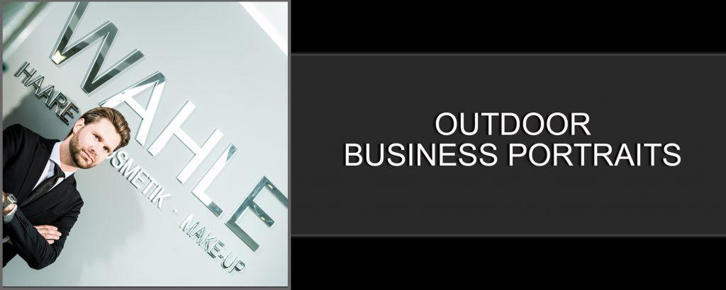 Business Portraits Outdoor