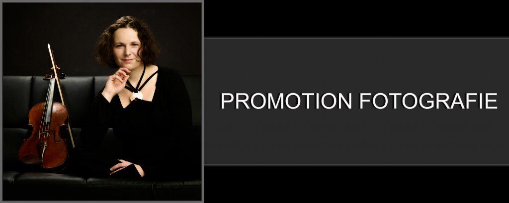 Promotion Fotografie