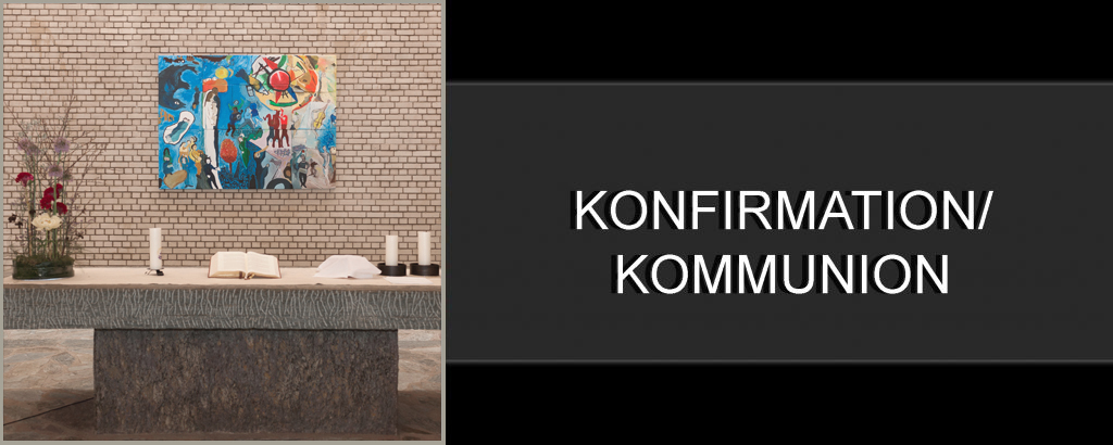 Kommunion / Konfirmation