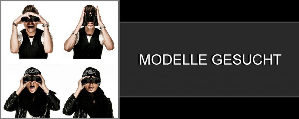 Aktuelles Wir suchen immer Modelle für unsere Shootings
