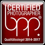 Die Zertifizierung aus den Jahren 2014-2017