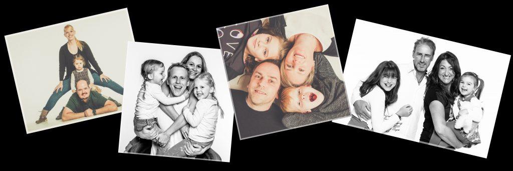 November Aktion Familien Portrait