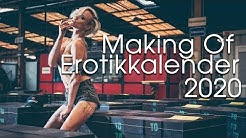 Making Erotikkalender 2020, Oberhausen, Portrait, Akt-Erotik, Industrie
