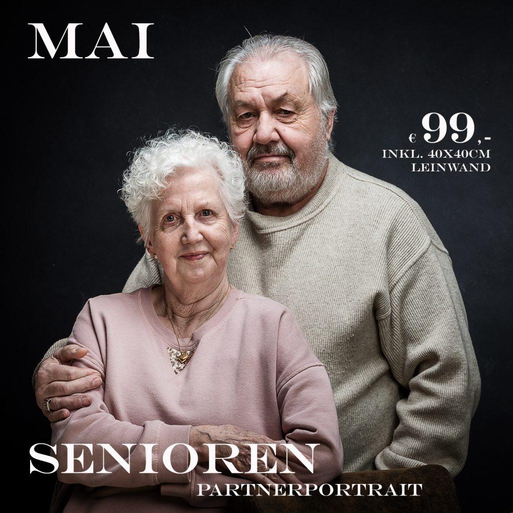 Senioren-Portrait-Aktion für 99,-€ im Studio157, Thomas Ahrendt, Köln