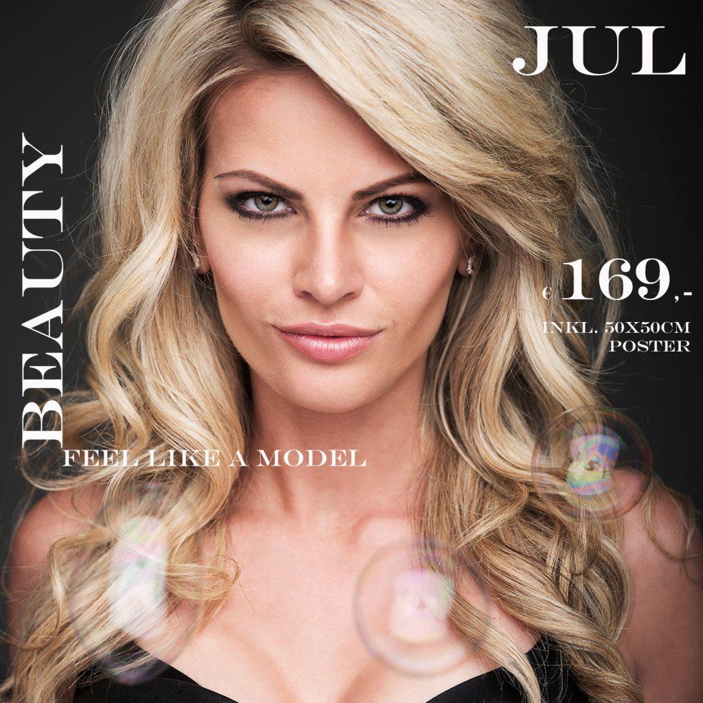 Beauty-Portrait-Aktion inkl. Visagistin für 169,-€ feel like a model, Studio157, Thomas Ahrendt
