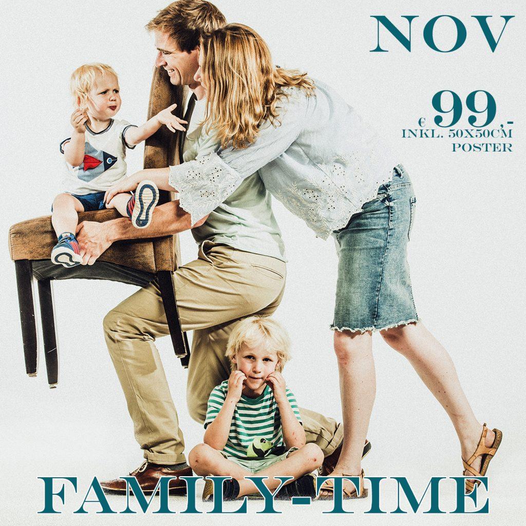 familien-portrait-aktion im November für 99,-€, Studio157, thomas Ahrendt, family time