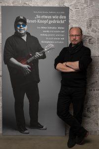 Portrait von Micky Brühl MBB Sänger, Musiker #derstadtbestes #thomasahrendt