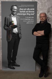 Das Portrait von Thomas Hoyer zum Projekt #derstadtbestes von #thomasahrendt #studio157