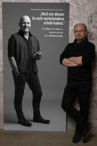 Das Portrait von Christian Blüm zum Projekt #derstadtbestes von #thomasahrendt #studio157