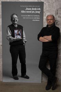Fritz Esser, Rentner, beim Projekt #derstadtbestes von #thomasahrendt #studio157