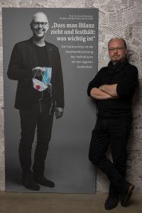 Portrait Prof. Dr. Arno Dormann bei #derstadtbestes
