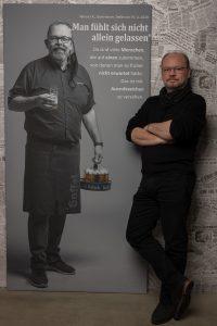 Portrait von Werner Knippschild,Marktschänke, Dellbrück, Werk2 #werk2 #derstadtbestes von #thomasahrendt #studio157