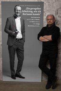 Portrait von Dr.Michael Fübi, CEO TÜV Rheinland, #derstadtbestes, #thomasahrendt,#studio157