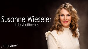 Susanne Wieseler, Moderatorin bei #derstadtbestes das Interview zum Projekt von #thomasahrendt #studio157