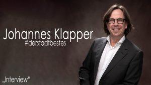 Das Interview von Johannes Klapper zum Projekt DerStadtbestes von Thomas Ahrendt, STudio157
