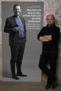 Das Portrait von Dr. Dominik Meiering zum Projekt #derstadtbestes von #thomasahrendt #studio157