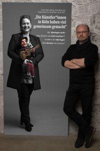 Das Portrait von Frauke Kemmerling zum Projekt #derstadtbestes von #thomasahrendt #studio157