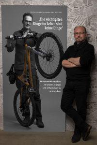 Das Portrait von Christian Schnalke zum Projekt #derstadtbestes von #thomasahrendt #studio157